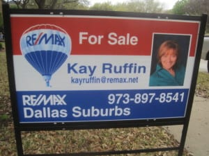 Home inspection in Carrollton at home that was listed with Kay Ruffin of Re/max Dallas Suburds